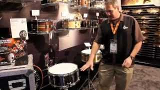 NAMM 2013 Gretsch Drums Taylor Hawkins Signature Snare