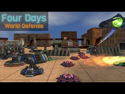 Video of Four Days: World Defense