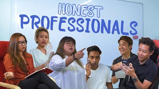 Video Honest Professionals MP3, 3GP, MP4, WEBM, AVI, FLV Juli 2018