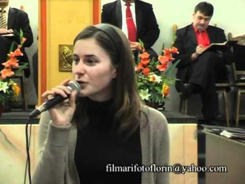Crestine nu taia din cruce, poezie - Otilia Dume, Biserica Efrata Oradea