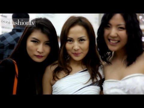 F Vodka Party at Mongolian Fashion Week