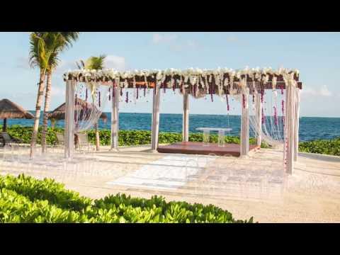 Breathless Riviera Maya, Wedding Displays