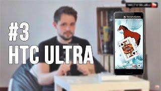 HTC Ultra - zady i walety