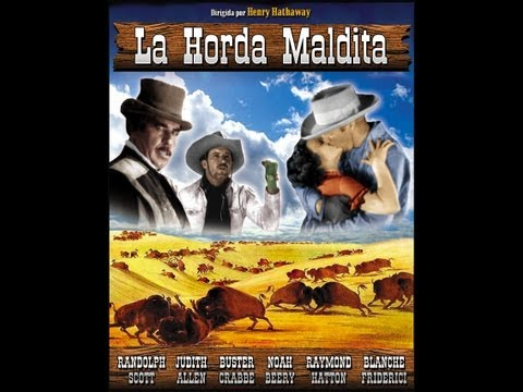 LA HORDA MALDITA (The Thundering Herd, 1933, Full Movie, Spanish, Cinetel).mp4