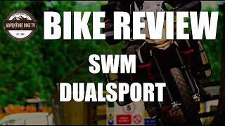 BIKE REVIEW: SWM Dualsport