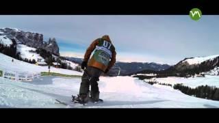 GoPro Snowboarding | FIS EC Seiser Alm 2016