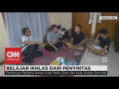 Pertemuan Pertama Anak Pelaku & Korban Bom Bali - Belajar Ikhlas dari Penyintas