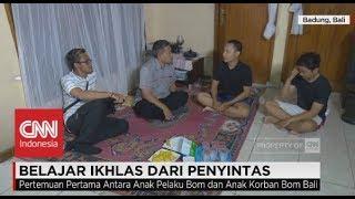 Video Pertemuan Pertama Anak Pelaku & Korban Bom Bali - Belajar Ikhlas dari Penyintas MP3, 3GP, MP4, WEBM, AVI, FLV Oktober 2018