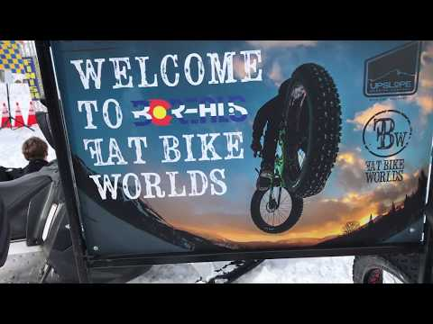 2018 Fat Bike Worlds