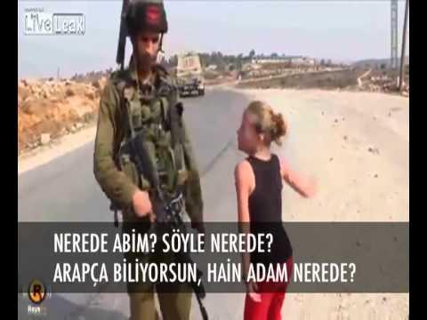Video 10 Yaşındaki Filistinli kız İsrail askerlerine kafa tutuyor download in MP3, 3GP, MP4, WEBM, AVI, FLV January 2017