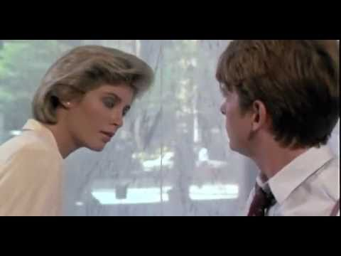 The Secret of My Success 1987 Brantley meets Christy