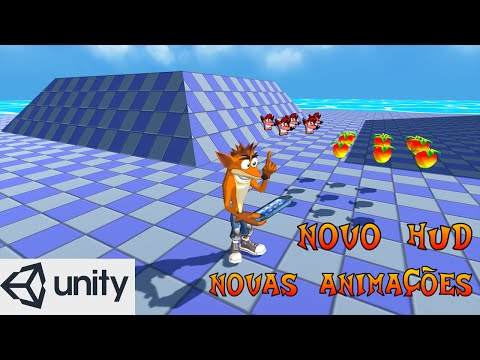 Crash Bandicoot Template (Unity 3D) – Nosh Games | Crashy News