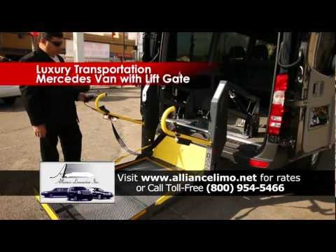 Wheelchair Accessible Stylish Transportation Service