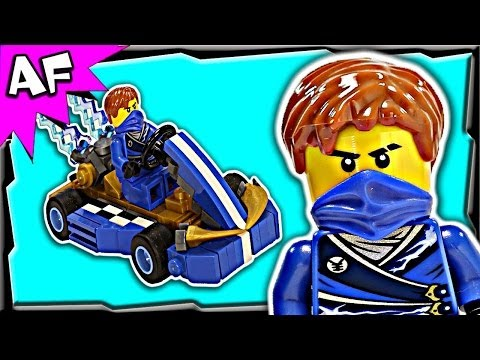 Blue Ninja Go - Play ALL Ninjago MECHS & GO-Karts @ http://bit.ly/17ytQmx Animated Ninjago Set REVIEWS @ http://bit.ly/14GzOuK Ninjago Stop Motion FILMS @ http://bit.ly/18Lv...