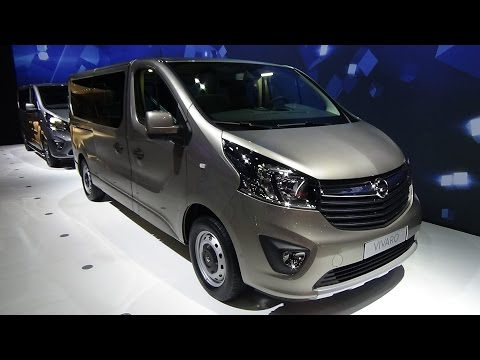 Opel vivaro 2015 combi фотка