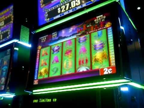 MEGA Jackpot Hit on the China Shore Slot Machine