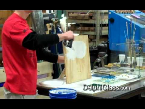 How to Install Fused Glass Tiles | Delphi Glass