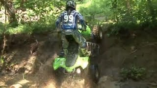 8. Kawasaki KFX450R ATV Project - Woods Warrior