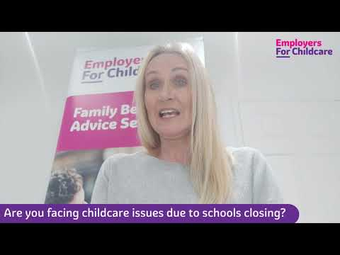 Are you facing childcare issues due to extended schools closure