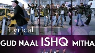 Gud Naal Ishq Mitha I Love New Year Full Song With Lyrics | Sunny Deol, Kangana Ranaut