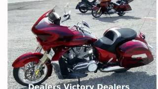 1. 2012 Victory Cross Roads Base -  Transmission Dealers Features motorbike Top Speed Specification
