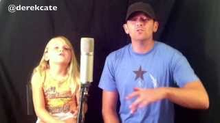 Somebody that i used to know by Gotye ft Kimbra Cover de Padre e hija Impresionante!!!