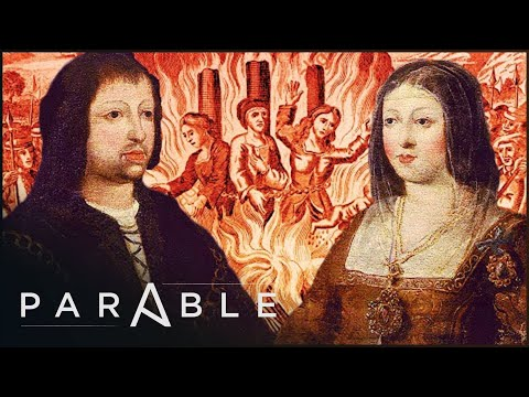The Tears of Spain  | Secret Files of The Inquisition | Parable