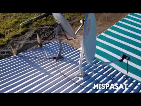 Busquedad Satelite Hispasat Y Amazonas Con TP (NOVIEMBRE 2012)