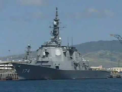 Destroyers - video of us navy surface warships.