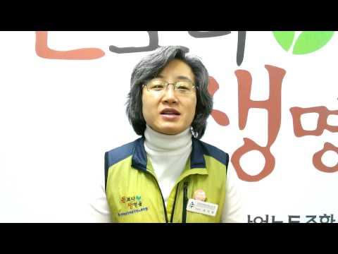 """동영상] 유지현 위원장 호소- """"국민과 함께 의료민영화 반드시 저지합시다"""""""