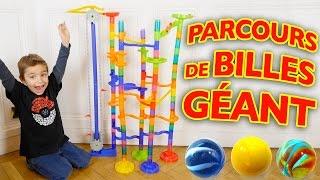 Video PARCOURS DE BILLES GÉANT MP3, 3GP, MP4, WEBM, AVI, FLV Agustus 2018