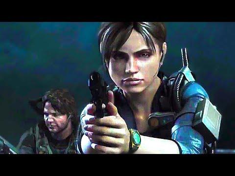 Resident Evil: Revelations Gameplay Trailer