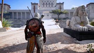 Assassin's Creed Origins 4K -Best graphic SHOWCASE   tweaked Purity of Egypt