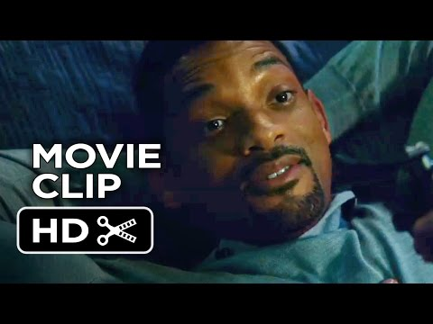 Focus Movie CLIP - Die With the Lie (2015) - Will Smith, Margot Robbie Movie HD