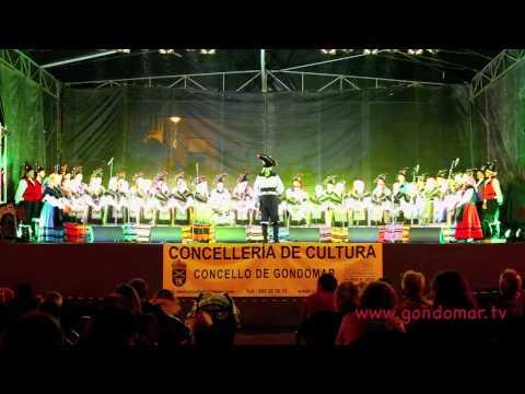 Noite de música na Alameda coas agrupacions locais Cantares de Brión de Vincios e Os Terribles de Donas.