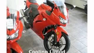10. [traciada] 2009 Kawasaki Ninja 250R Features