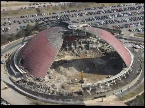 Timelapse - The Disappearing Civic Arena