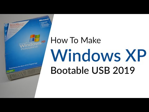 windows xp bootable software free