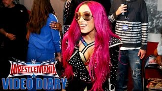 Nonton Follow Sasha Banks On The Most Important Day Of Her Career  Wrestlemania Diary  April 3  2016 Film Subtitle Indonesia Streaming Movie Download