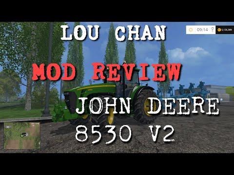 John Deere 8530 v2 Full