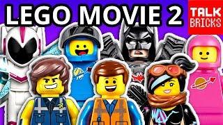 Video LEGO MOVIE 2 SETS REVEALED! 19 NEW SETS! Official Pictures & Full Breakdown! Unikitty! Sweet Mayhem! MP3, 3GP, MP4, WEBM, AVI, FLV Desember 2018