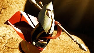 LARVA - LARVARTA SPARTANS 300 | Cartoons For Children | LARVA Full Episodes | Cartoon Super Heroes