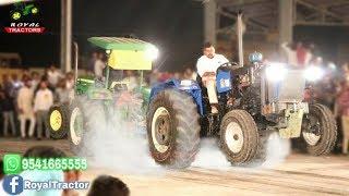 ਇਹਨੂੰ ਕਹਿੰਦੇ ਆ ਸਿਰੇ ਦੀ ਟੱਕਰ !! John Deere Vs Sonalika Tractor Tochan