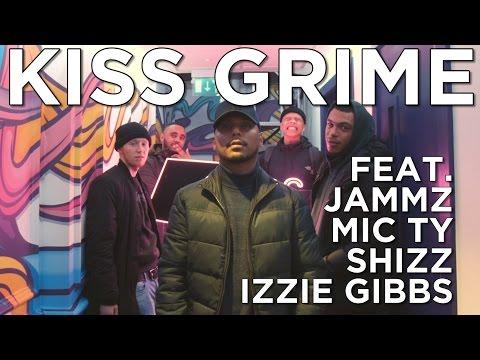 JAMMZ, MIC TY, SHIZZ & IZZIE GIBBS FREESTYLE + CHAT | KISS GRIME @RudeKidMusic