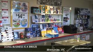 Myrtleford Australia  city images : Post Office/Gift Shop Business for Sale- Myrtleford, VIC