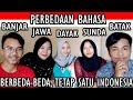 Download Lagu PERBEDAAN BAHASA BANJAR, JAWA, DAYAK, SUNDA & BATAK | TETAP SATU INDONESIA! 🇮🇩 Mp3 Free