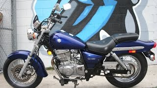 3. 2007 Suzuki GZ250 ...The Perfect Light Weight Cruiser!