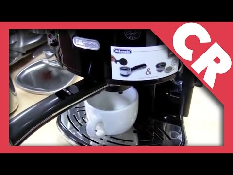 Crew Review: DeLonghi ECO310BK