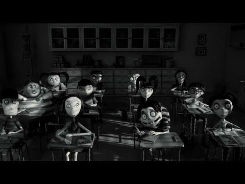 Frankenweenie (2012) Clip and Behind The Scenes