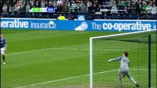 Nikica Jelavic erzielt Siegtreffer im Cup-Finale gegen Celtic